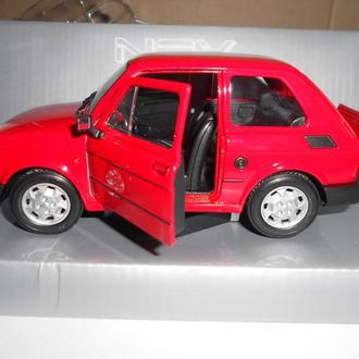 Модель FIAT 126p WELLY