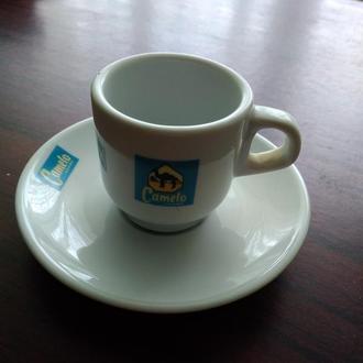 8.CAMELO...Чашка +блюдечко ..колекційні