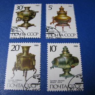 Мистецтво Самовари СРСР СССР