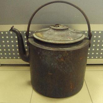 Чайник полковой большой №258