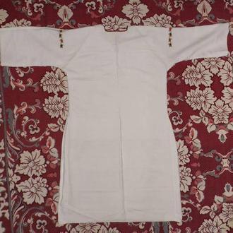 35ce277278a02e Старовинна жіноча вишита сорочка - вишиванка Прикарпаття Полотно ...