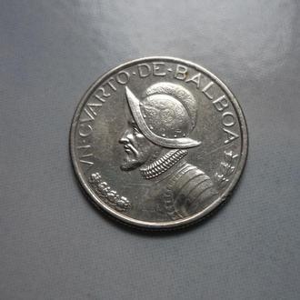 Панама 1/4 бальбоа 2001
