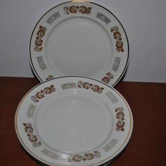 десертные тарелки 6 шт. Синельниково