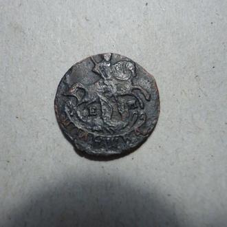 Полушка 1771 года