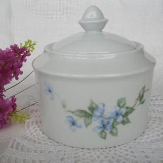 Очаровательная емкость для чая,специй, трав,сахара и т.п!Клеймо!Франция!