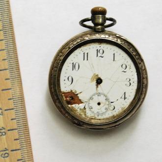часы карманные (серебро)