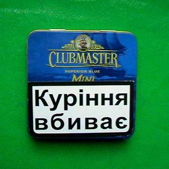 Коробка из-под минисигар Clubmaster (2)