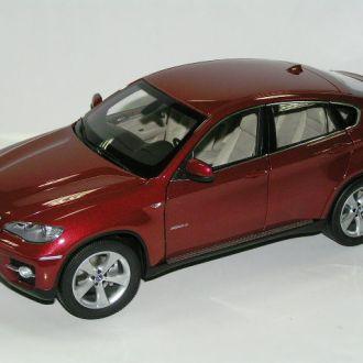 1/18 2008 BMW X6 xDrive 50i (Kyosho)
