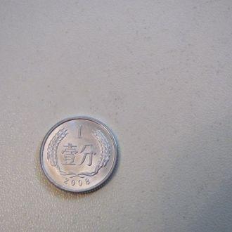 китай 1 фын 2008