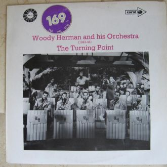 Woody Herman and His Orchestra  ( Germany) LP