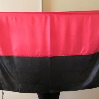 флаг красно-черный (135х90см)