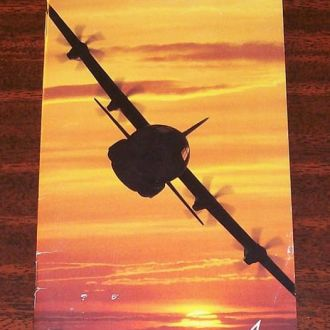 C-130J-30. Pocket Guide.