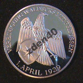 редкая монета 1929 г. Германия