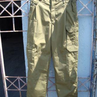 Штаны, брюки тактические олива рип-стоп размер 52