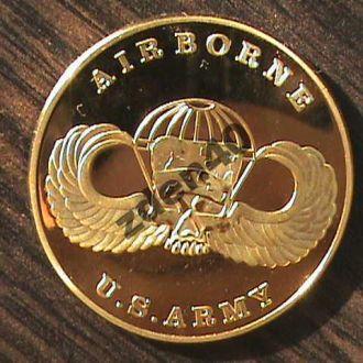 Колекционная монета рейджер армии США