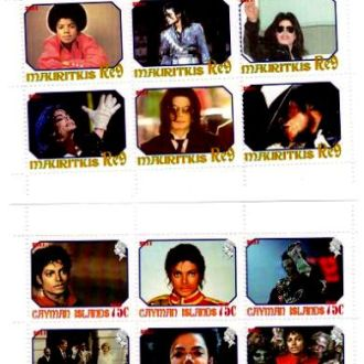Личности. Майкл Джексон.9