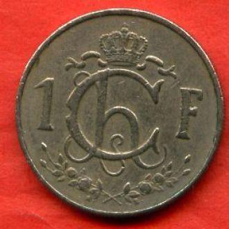1 франк 1960