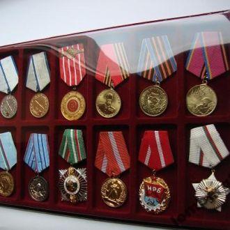 Планшетка УНИВЕРСАЛЬНАЯ для медалей и орденов МИРА