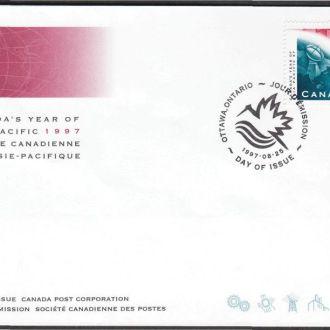 Канада 1997 ЭКОНОМИЧЕСКОЕ СОТРУДНИЧЕСТВО ЭКОНОМИКА ПРОМЫШЛЕННОСТЬ РАЗВИТИЕ СВЯЗЬ КПД Mi.1636