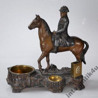 скульптура Наполеон чернильница письменный прибор