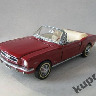 Ford Mustang Convertible 1964 1:43 Franklin Mint