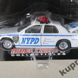Ford Crown Victoria New York Police 43 Road Champs