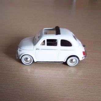 Fiat 500 1957 1:43 Solido France
