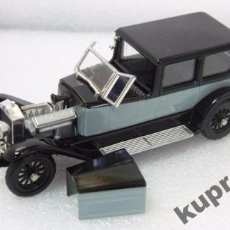 Super Fiat 12v Dorsay de Ville 1921 1:43 Rio #49