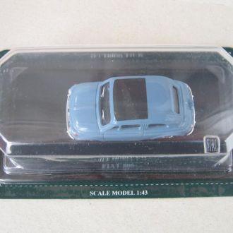 Fiat 500 1957 1:43 Del Prado