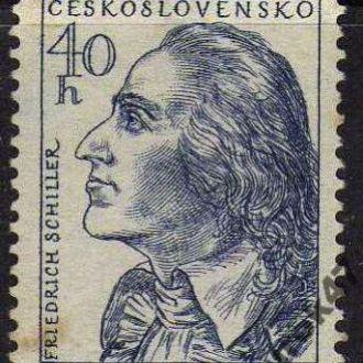 Иоганн Кристоф Фридрих фон Шиллер - нем. поэт