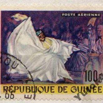 Гвинея Искусство Культура Театр