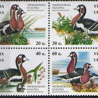 1998 Червона книга України. Птахи. Фауна