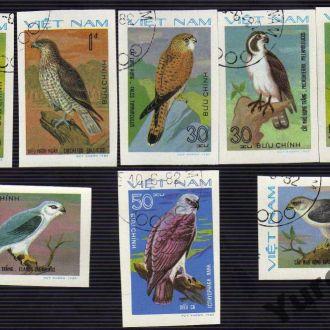 Вьетнам Фауна Птицы Пернатые Хищники