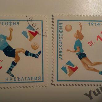 Болгария Спорт Соревнования Футбол Игры