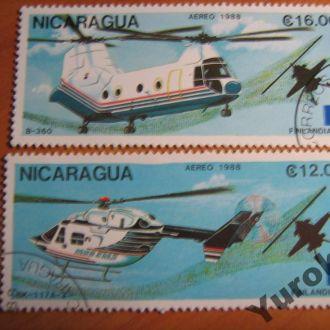 Никарагуа Транспорт Авиация Вертолёты Редкие