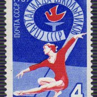 1965 Всесоюзная спартакиада школьников.
