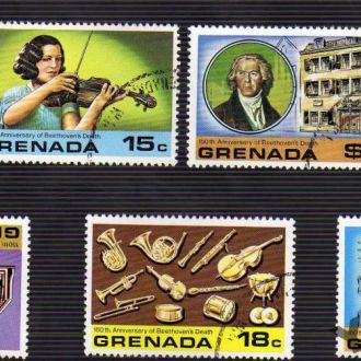 Гренада Музыкальные инструменты Музыканты