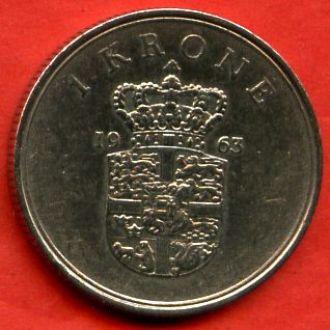 1 крона 1963