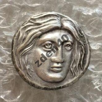 греческая монета 3
