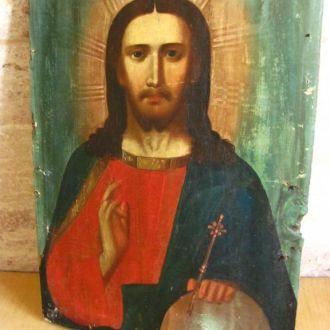 Икона Иисус Христос .  300 * 220 мм