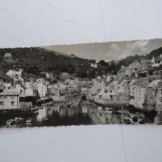 Почтовая открытка, Англия, 1957 год.