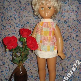 Кукла СССР,Женя,Днепропетровск,рост 65 см(1).