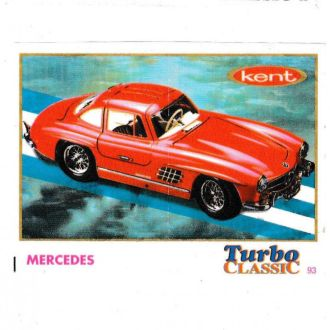 Вкладыш Turbo Classic 93
