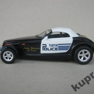Plymouth Prowler 1998 Tustin Police 43 Road Champs
