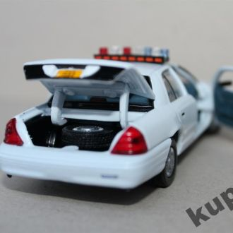 Ford Crown Victoria Police 1:43 Gearbox