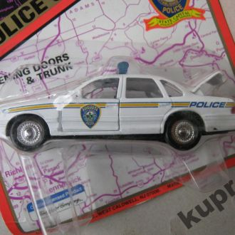 Ford Crown Victoria Augusta Police 43 Road Champs