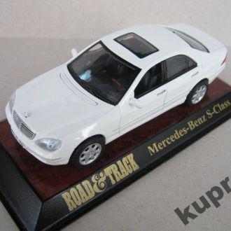 Mercedes-Benz S500 W220 1:43 Maisto