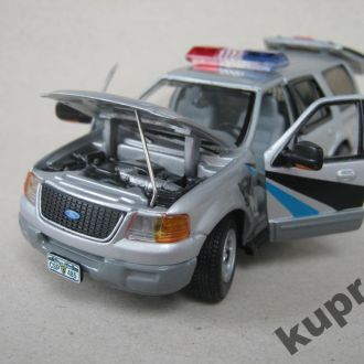 Ford Expedition Colorado State Police 1:43 Gearbox