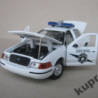 Ford Crown Victoria Washington Police 1:43 Gearbox