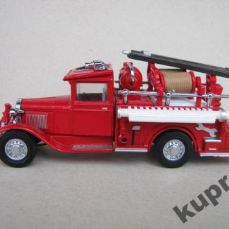 Ford Model AA Fire Truck 1932 1:43 Matchbox YFE06